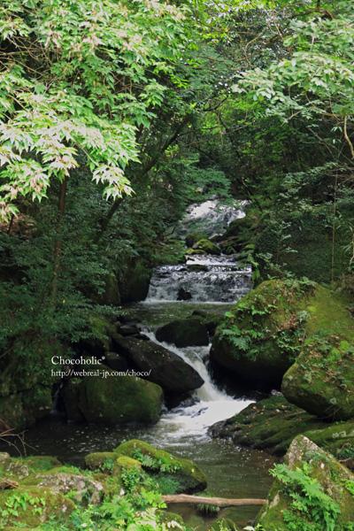 鶏鳴の滝 滋賀県