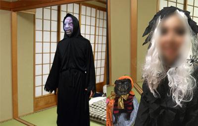 仮装 ハロウィン コスプレ