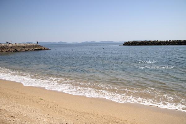 寺部海水浴場,西尾