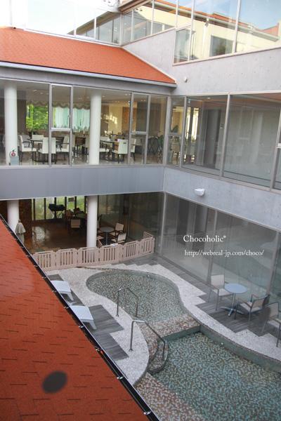 ホテル凛香 プール