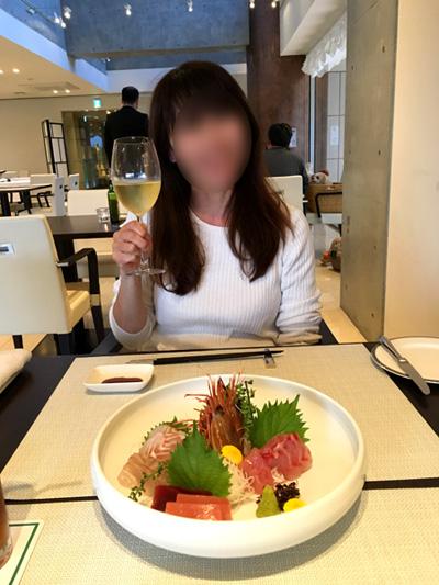 ホテル凛香 ディナー