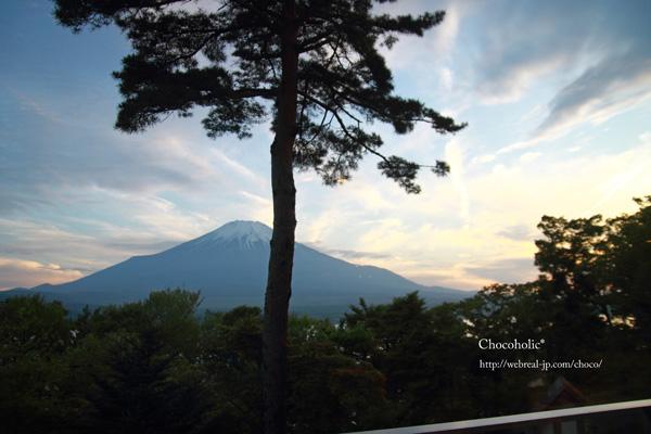 ホテル凛香 レストラン 富士山