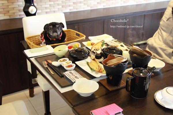 ホテル凛香 朝食