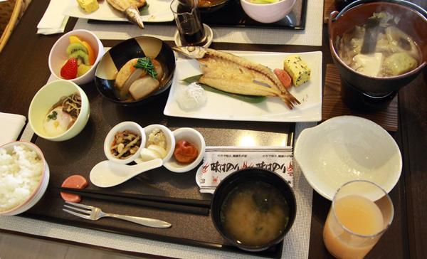 ホテル凛香 山中湖 朝食
