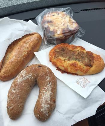 レイクベイク パン