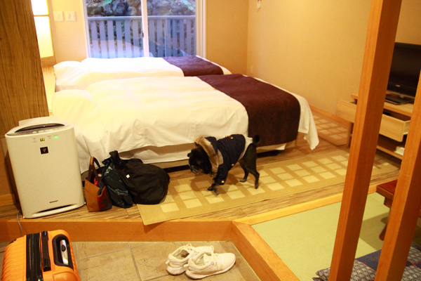 和室付き洋室 ホテルそよかぜ