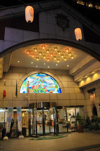 別府温泉 ホテルアーサー