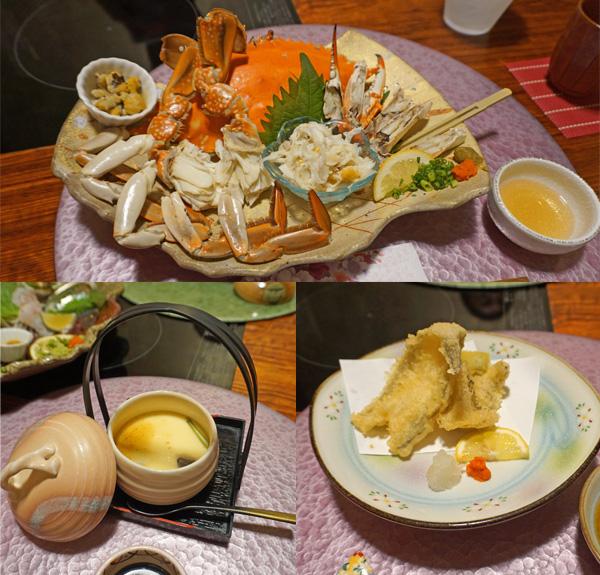 鷹勝 夕食