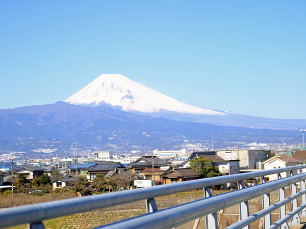富士山 伊豆長岡
